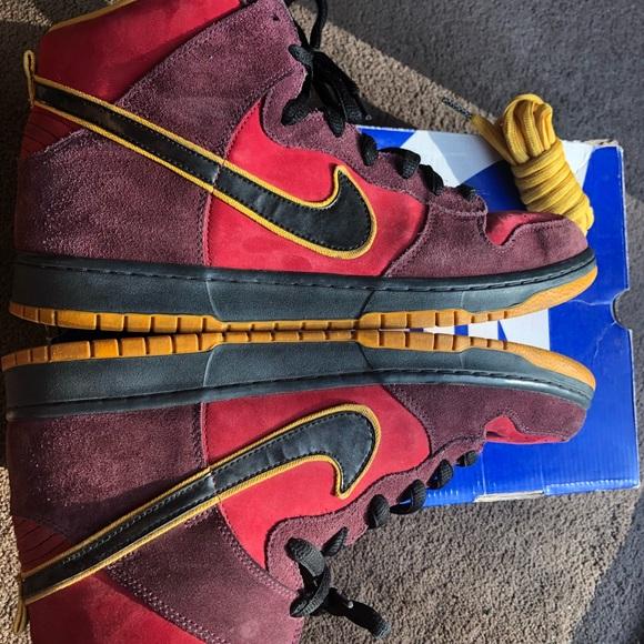 Nike schoenen Poshmark Premium High Manlimited Iron Sb Edition Dunk 7UHq7wxndv